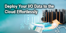 Deploy Your I/O Data to the Cloud Effortlessly