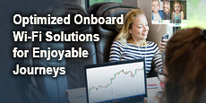 Optimized Onboard Wi-Fi Solutions for Enjoyable Journeys