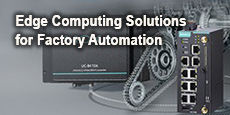 Edge Computing Solutions for Factory Automation
