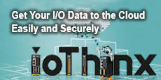 Get Your I/O Data to the Cloud Easily and Securely