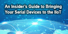 Bringing Your Serial Devices to the IIoT