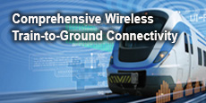 Comprehensive Wireless Train-to-Ground Connectivity