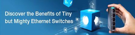 EDS-2000-EL Ethernet switches