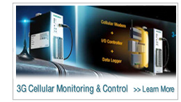 3G Cellular Monitoring & Control